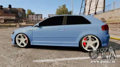 Audi S3 EmreAKIN Edition pour GTA 4 est une gauche