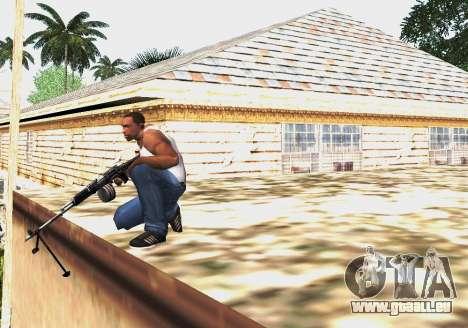 RPK-203 für GTA San Andreas fünften Screenshot