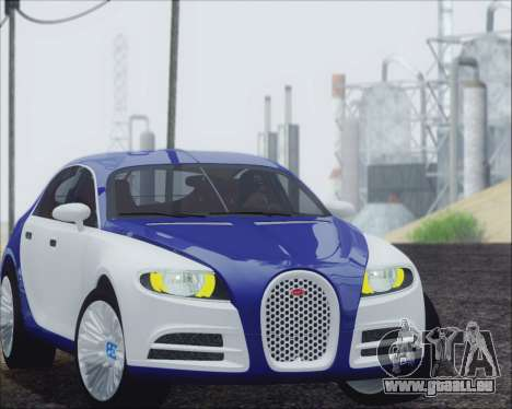 Bugatti Galibier 16c Final pour GTA San Andreas