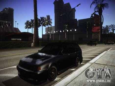 ENBseries für schwache PC v2.0 für GTA San Andreas dritten Screenshot