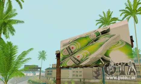 Neue hochwertige Werbung auf Plakaten für GTA San Andreas achten Screenshot