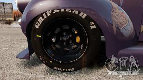 Dumont Type 47 für GTA 4 Rückansicht