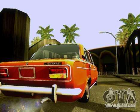 VAZ 2103 Tuneable für GTA San Andreas rechten Ansicht
