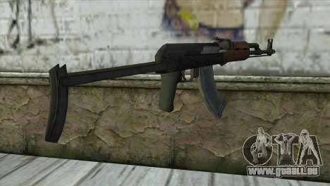 AKM Assault Rifle für GTA San Andreas zweiten Screenshot