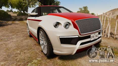 GTA V Enus Huntley S für GTA 4