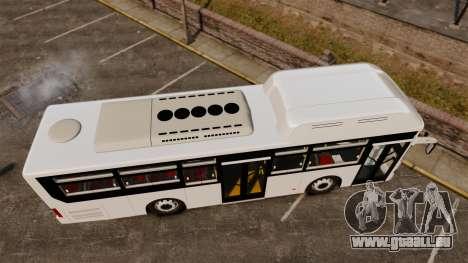 Daewoo BS110CN für GTA 4 rechte Ansicht