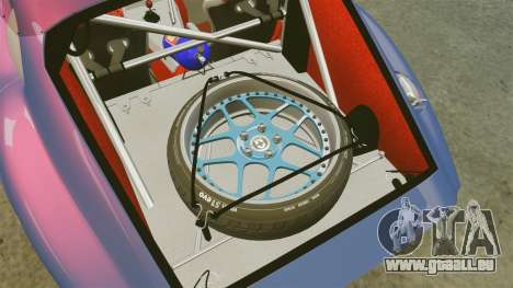 Shelby Cobra Daytona Coupe für GTA 4 Seitenansicht