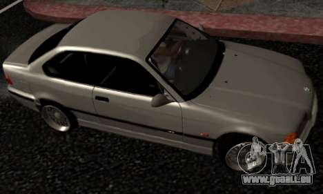 BMW M3 E36 Hellafail für GTA San Andreas linke Ansicht