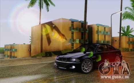 IMFX Lensflare v2 für GTA San Andreas fünften Screenshot