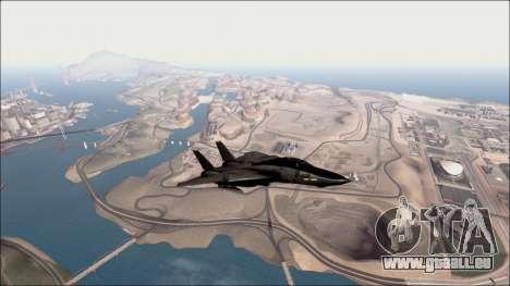 Distance View Mod pour GTA San Andreas quatrième écran