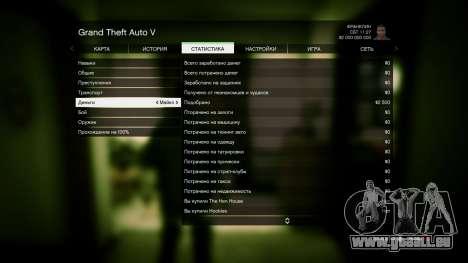 GTA 5 GTA 5 0% und 2 Milliarden + alle gepumpt Siebter Screenshot