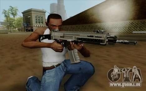 CZ805 für GTA San Andreas dritten Screenshot
