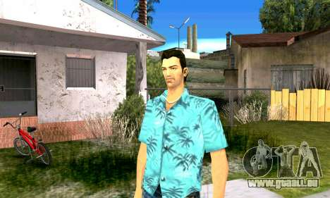 Der sound von GTA 3 nach dem Ende der mission für GTA Vice City