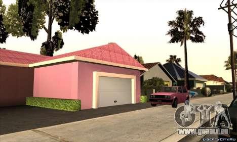 Neues Haus Milli für GTA San Andreas zweiten Screenshot