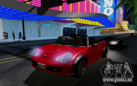 GTA 5 Weeny Issi V1.0 pour GTA San Andreas