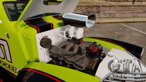 Dumont Type 47 pour GTA 4 est une vue de l'intérieur