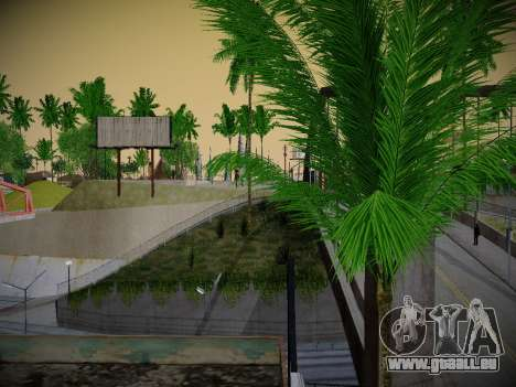 ENBSeries pour les faibles PC v3.0 pour GTA San Andreas deuxième écran