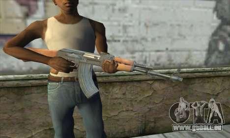 AK47 für GTA San Andreas dritten Screenshot