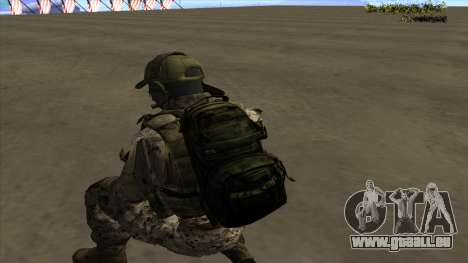 U.S. Navy Seal für GTA San Andreas neunten Screenshot