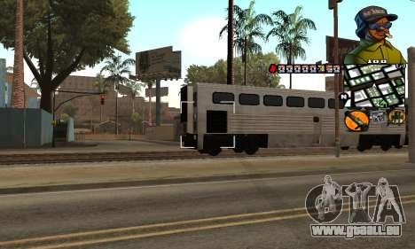 C-HUD Rider pour GTA San Andreas