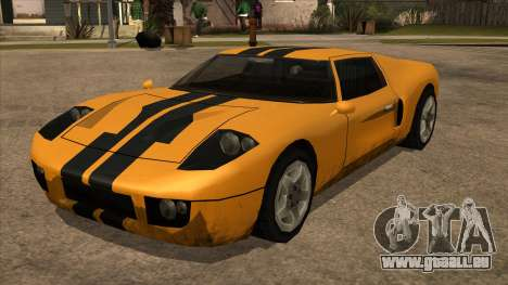 Bullet Restyle für GTA San Andreas