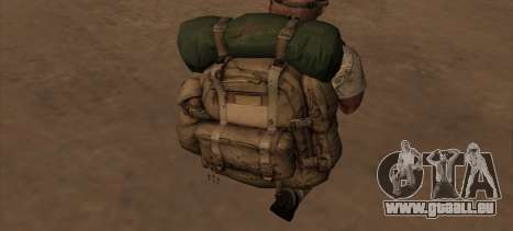 Рюкзак из MOH Warfighter pour GTA San Andreas