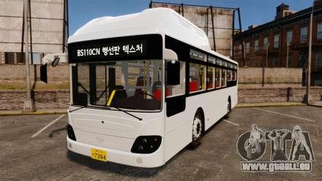 Daewoo BS110CN pour GTA 4