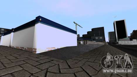 Neue Garage für GTA San Andreas her Screenshot