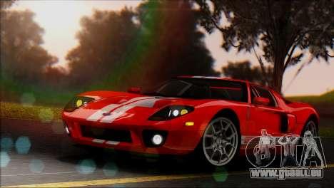 Distance View Mod pour GTA San Andreas cinquième écran