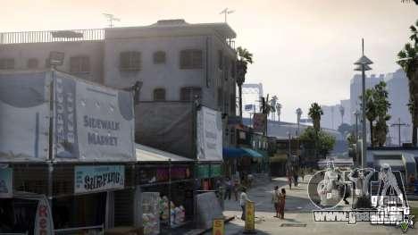 Les écrans de chargement de style GTA 5 pour GTA San Andreas troisième écran