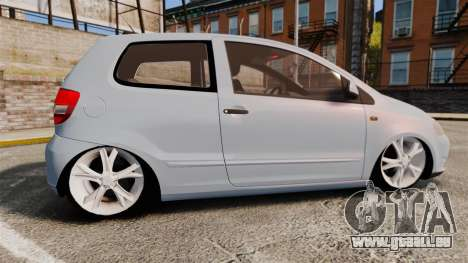 Volkswagen Fox pour GTA 4 est une gauche