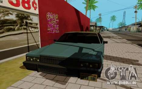 Emperor GTA 5 für GTA San Andreas linke Ansicht