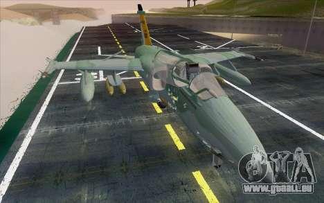 A-1M AMX pour GTA San Andreas vue de droite