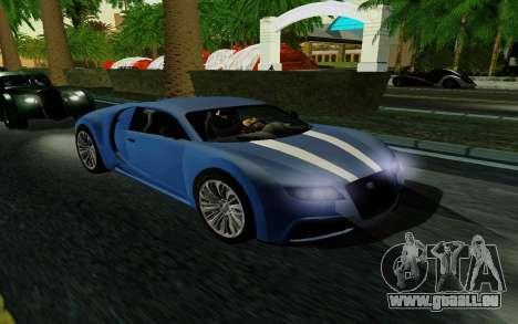 Gta 5 Truffade Adder pour GTA San Andreas