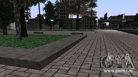 Neuer Park für GTA San Andreas her Screenshot