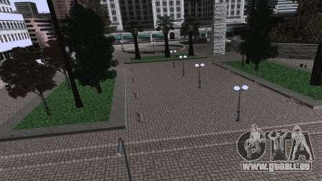 Neuer Park für GTA San Andreas dritten Screenshot