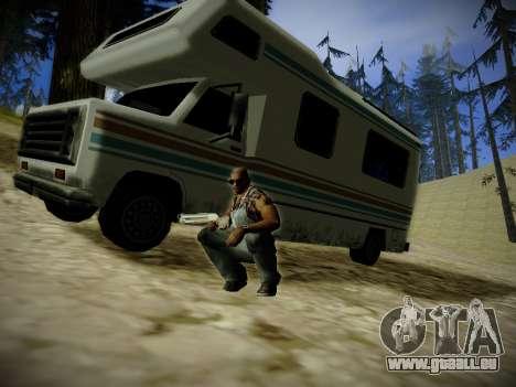 Journey mod: Special Edition pour GTA San Andreas dixième écran