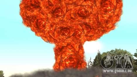 Frappe nucléaire pour GTA San Andreas
