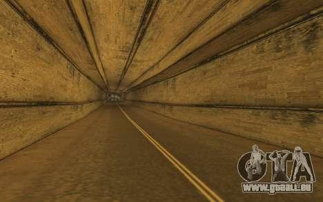 RoSA Project v1.4 Countryside SF pour GTA San Andreas quatrième écran