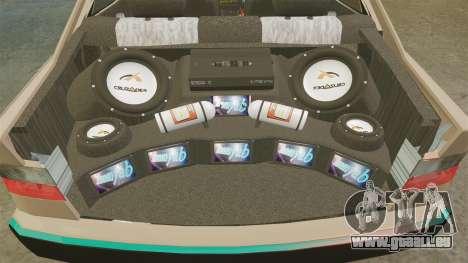 Citroen Xantia für GTA 4 Seitenansicht