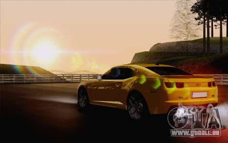 IMFX Lensflare v2 für GTA San Andreas