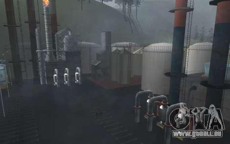 RoSA Project v1.4 Countryside SF pour GTA San Andreas sixième écran