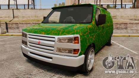 GTA V Bravado Rumpo pour GTA 4