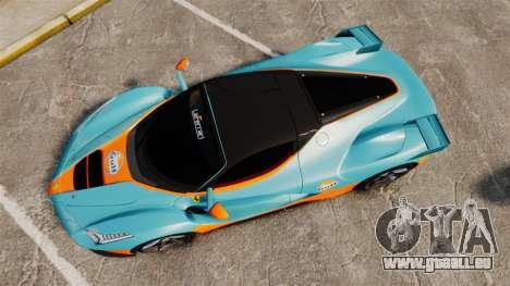 Ferrari LaFerrari v2.0 für GTA 4 rechte Ansicht