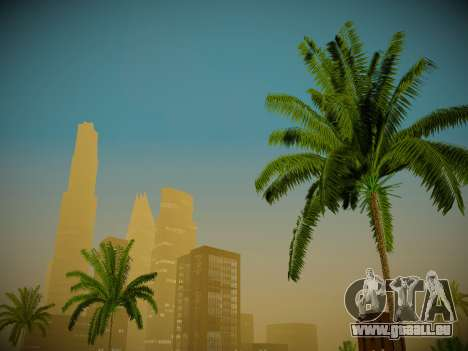 ENBSeries pour les faibles PC v3.0 pour GTA San Andreas sixième écran