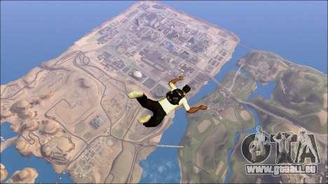 Distance View Mod pour GTA San Andreas deuxième écran