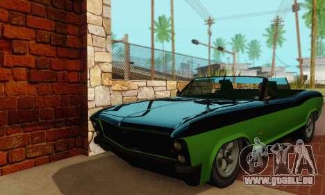 Gta 5 Boucanier mis à jour pour GTA San Andreas