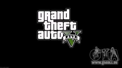 Les écrans de chargement de style GTA 5 pour GTA San Andreas
