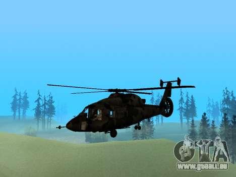 KA-60 für GTA San Andreas