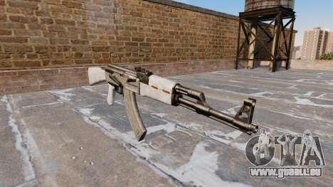 L'AK-47 ACU Camo pour GTA 4